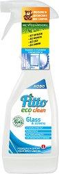 Почистващ препарат с растителни съставки за стъкло - Fitto Eco Clean -