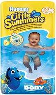 Huggies Little Swimmers 2/3 - Бански гащички за еднократна употреба за бебета с тегло от 3 до 8 kg - продукт