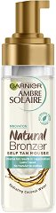 Garnier Ambre Solaire Natural Bronzer Self Tan Mousse - сапун