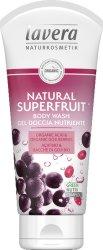 Lavera Natural Superfruit Body Wash - продукт