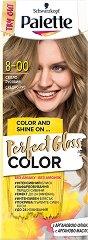 Palette Perfect Gloss Color - Крем боя за коса без амоняк - продукт