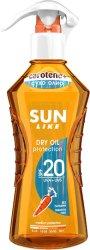 Sun Like Carotene+ Dry Oil Protection - сенки