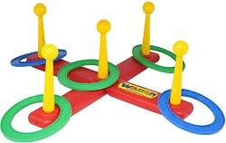 Рингове и мишени - Детска играчка -