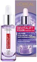 L'Oreal Revitalift Filler HA Serum - крем