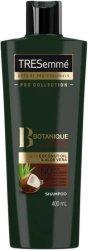"""Tresemme Botanique Nourish & Replenish Shampoo - Подхранващ шампоан с кокосово масло и алое вера от серията """"Botanique"""" - продукт"""