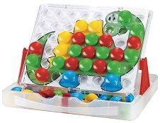 Мозайка с едри части - Pixel Junior - играчка