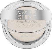 Bell Full Shine Highlighter - Хайлайтър за лице и тяло - продукт