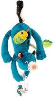"""Пантерата Зимба - Мека играчка за бебешко креватче или количка : от серията """"Dans la jungle"""" -"""