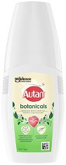 Autan Botanicals Spray - Спрей против комари и кърлежи - олио