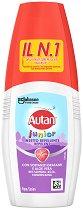 Autan Junior Lotion - Лосион против комари за деца - сапун