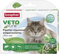 Beaphar Veto Pure Bio Spot On Cat - гел