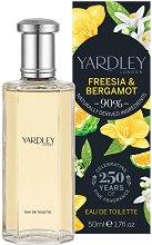 Yardley Freesia & Bergamot EDT -