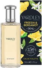 Yardley Freesia & Bergamot EDT - парфюм