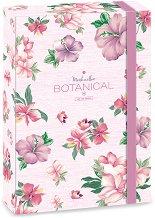 Кутия с ластик - Botanic Mallow