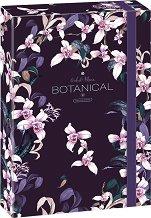 Кутия с ластик - Botanic Orchid