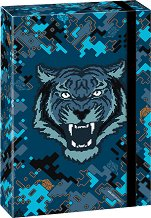 Кутия с ластик - Roar of the Tiger