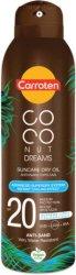 Carroten Coconut Dreams Suncare Dry Oil - Слънцезащитно сухо олио за тяло - сапун