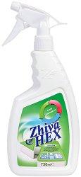 Спрей за бърза дезинфекция на повърхности - Zhivahex - гел