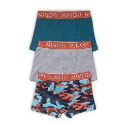 """Детски боксерки - Комплект от 3 броя от серията """"MINOTI Basics"""" -"""