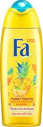 Fa Funky Fruits Shower Gel - Душ гел с плодов аромат - крем