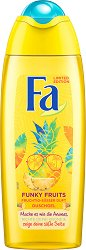 Fa Funky Fruits Shower Gel - молив