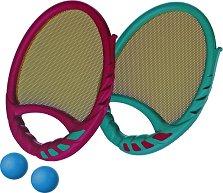 Тенис ракети - Детски комплект за игра на открито - играчка