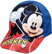Детска шапка - Мики Маус - играчка