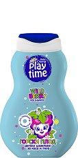 Детски шампоан за коса и тяло - Play Time - продукт