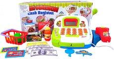 Касов апарат - Детски комплект за игра - играчка