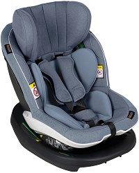 """Детско столче за кола - iZi Modular X1 i-Size - За """"Isofix"""" система и деца от 6 месеца до 4 години - пюре"""