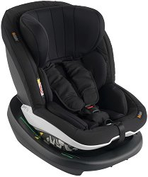 """Детско столче за кола - iZi Modular X1 i-Size: Fresh Black Cab - За """"Isofix"""" система и деца от 6 месеца до 4 години - продукт"""