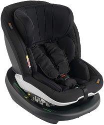 """Детско столче за кола - iZi Modular X1 i-Size: Fresh Black Cab - За """"Isofix"""" система и деца от 6 месеца до 4 години - пюре"""