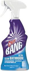 Почистващ препарат за баня - Cillit Bang - Разфасовка от 750 ml - дезодорант