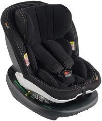 """Детско столче за кола - iZi Modular X1 i-Size: Premium Car Interior Black - За """"Isofix"""" система и деца от 6 месеца до 4 години - пюре"""