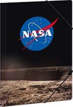 Папка с лстик - NASA