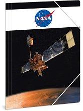 Папка с ластик - NASA
