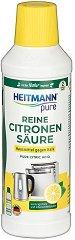 Течна лимонена киселина за почистване - Heitmann Pure - паста за зъби