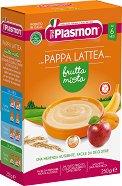 Plasmon - Инстантна млечна каша с микс от плодове -