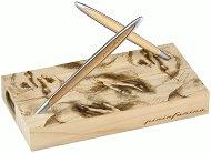 Вечно-пишещо средство и химикалка - Leonardo 500th Box