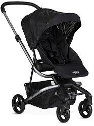 Комбинирана бебешка количка - MINI Stroller - С 4 колела -