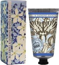 English Soap Company Bluebell & Jasmine Hand Cream - гел