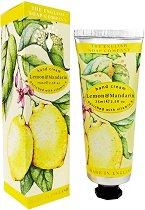 English Soap Company Lemon & Mandarin Hand Cream - продукт