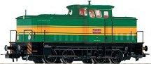 Дизелов локомотив - BR 106 CD - ЖП модел -