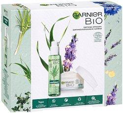 Подаръчен комплект - Garnier Bio - серум