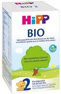 Био преходно мляко за кърмачета - HiPP BIO 2 - Опаковка от 600 g за бебета над 6 месеца -