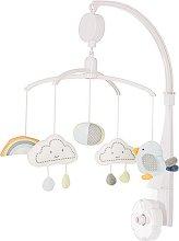 """Музикална въртележка - Облаци - Играчка за бебешко креватче от серията """"Clouds"""" -"""
