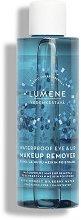 Lumene Vedenkestava Waterproof Eye & Lip Makeup Remover - продукт