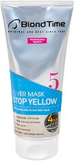 Blond Time 5 Silver Mask Stop Yellow - молив