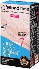 Blond Time 7 Super Blond Lightening Paste - крем