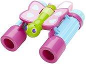Детски бинокъл - Пеперуда - творчески комплект